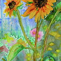 Beverley Harper Tinsley - Taos Sunflowers