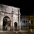 Weston Westmoreland - The Arch of Constantine...
