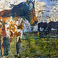 P Maure Bausch - The Batik Pony