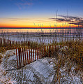 Debra and Dave Vanderlaan - The Dunes at Sunset