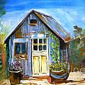 Therese Alcorn - The Garden Shed