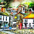 Terri  Waters - The Hamlet of Mousehole...