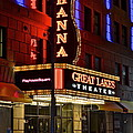 Frozen in Time Fine Art Photography - The Hanna Theater in...