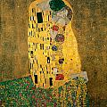 Tilen Hrovatic - The Kiss - Gustav Klimt