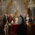 The Marriage Of The Duke And Duchess Of York by Henry Singleton