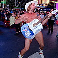 Ed Weidman - The Naked Cowboy In...