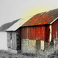 Hilde Widerberg - The Old Barn By The Sea