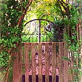 Becky Lupe - The Secret Gardens Gate