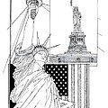 Ira Shander - The Statue Of Liberty