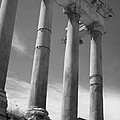 Ivete Basso - The Temple of Saturn