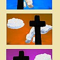 Bruce Nutting - The Three Crosses of...
