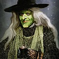 RC deWinter - The Witch of Endor as a...