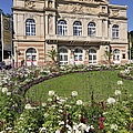 Theater Building Baden-baden Germany by Matthias Hauser