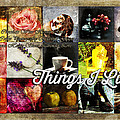 Randi Grace Nilsberg - Things I Like