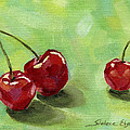 Shalece Elynne - Three Cherries
