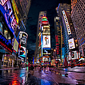Susan Candelario - Times Square New York...