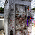Greg and Chrystal Mimbs - Tomb Of Marie Laveau