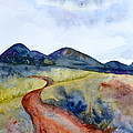 Beverley Harper Tinsley - Trail Near Boulder