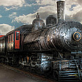 Mike Savad - Train - Engine - 6 NW...