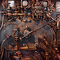 Mike Savad - Train - Engine - Hot...