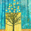 Ann Powell - Tree Collage