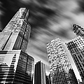 Sebastian Musial - Trump Tower in Black and...