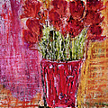 Linde Townsend - Tulipes Rouges