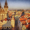 Joan Carroll - Tyn Church Old Town...