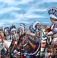 Ruben  Archuleta - Art Gallery - United Chiefs of America