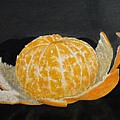 Sid Ball - Unwrapped-mandarin orange