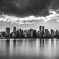 Pierre Leclerc Photography - Vancouver City in Black...
