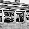 Vancouver Fire Rescue Services Hall 2 In Downtown Eastside Bc Canada by Joe Fox