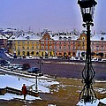 Rick Todaro - View Of Lublin Castle...