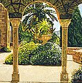 David Lloyd Glover - Villa on the Riviera