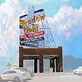 Janette Boyd - Vintage Meadow Gold Sign