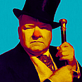 W C Fields 20130217m135 by Wingsdomain Art and Photography