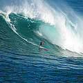 Kevin Smith - Waimea Bay Hawaii