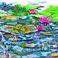 BJ Pinkston - Water Lily Series V