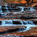 Bob Christopher - Waterfall Cascade North...