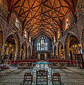 Adrian Evans - Welsh Cathedral