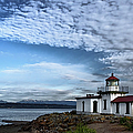Joan Carroll - West Point Lighthouse II