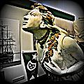 Kathy Barney - Whaling Ship Figurehead