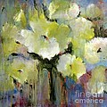 Madeleine Holzberg - White Poppy Bouquet
