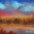 Judy Filarecki - Wildfire Fire in the Sky