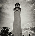 Joan Carroll - Wind Point Lighthouse...
