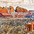 Bob Johnston - Winter in Sedona Arizona...