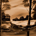 Cynthia Adams - Winter in Sepia