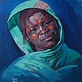 Mohamed Fadul - Woman from Darfur