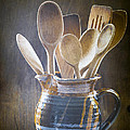 Jan Bickerton - Wooden Spoons