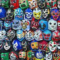 Jim Fitzpatrick - Wrestling Masks of Lucha...